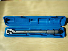 "1/2"" Drive Mechanics Pro Ratchet Torque Wrench for Sockets Wheel Nut Bolt Screw"