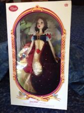 Disney Limited Edition Snow White Doll 1 of 5000 W/o Certificate
