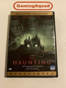 The Haunting (WS) REGION 1 NTSC DVD, Supplied by Gaming Squad