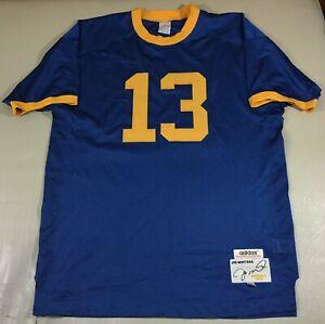 Vintage Ringgold High School Joe Montana #13 Football NCAA Adidas Jersey Size54