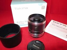 Micro Four Thirds Manual Focus Camera Lenses 300mm Focal