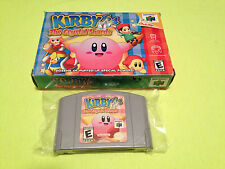 Kirby 64: The Crystal Shards in Box  (Nintendo 64, 2000)