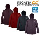 REGATTA LADIES THERMO-GUARD INSULATED WATERPROOF DARBY II JACKET BLANCHET JACKET