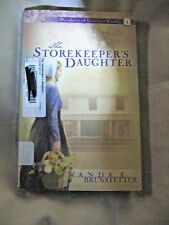The Storekeeper's Daughter 1 by Wanda E. Brunstetter (2005, Paperback)
