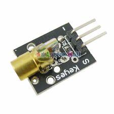 5PCS 5V Laser Diode Transmitter Sensor Module Modul 650nm Für Arduino Modul NEU