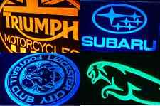 Neon Style Sign, An ideal Christmas gift for the man cave, study or workshop