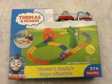 Thomas & Friends - Thomas & Cranky's Cargo Adventure, Brand new with box