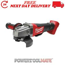 Next Day Delivery - Milwaukee M18 Fuel M18CAG115XPDB-0 115mm Angle Grinder 18v