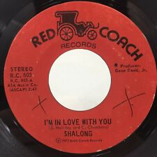 SHALONG I'm In Love With You / Lady RED COACH crossover SOUL