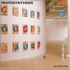 PROTOSYNTHESIS Jazz Classics / Classical Jazz CD