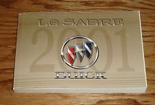 Original 2001 Buick LeSabre Owners Operators Manual First Edition 01