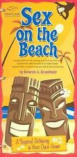 SEX ON THE BEACH by GRANDINETTI book - CD & Box 2 Leis & drink umbrellas lotion