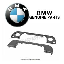 NEW BMW E34 525i Rear Left or Right Outside Door Handle Cover with Seal Genuine