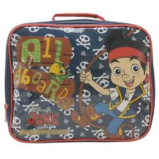 OFFICIAL LICENSED DISNEY JUNIOR JAKE CHARACTER LUNCH BAG - BRAND NEW (RRP £8.99)