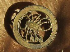 More details for lrdg long range desert group cap badge excellent quality antique restrike