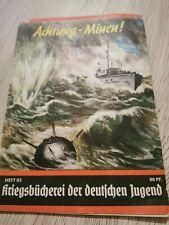 Achtung-Minen, DRITTES REICH, 2.Weltkrieg, MARINE,