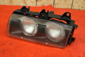 1992-1999 BMW E36 3 Series Front Left Driver Side Headlight Lamp Assy Coupe OEM