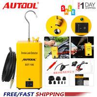 SDT106 Smoke Machine Automotive Leak Detector Pipe EVAP Leakage Detector Tool