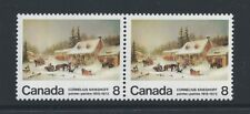 Canada #610i Broken Door Frame With Normal Variety MNH **Free Shipping**