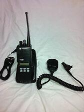 1 Motorola MTS2000 800 Mhz radio H38 W/ Programming Security Police fire EMS