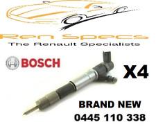 Renault Trafic Ensemble De 0445110338 injecteurs 2.0 CDTI M9R 99R 786 - 1660003