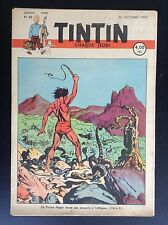Fascicule périodique N° 42 1947 Journal Tintin  Couverture Cuvelier BE
