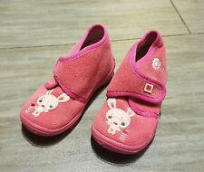 Elefanten Schuhe Mädchen Hausschuhe Gr 22 pink