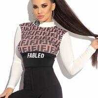 By Alina MEXTON Body Damenshirt Bluse Oberteil Top Damenbody 34 - 38 #D404
