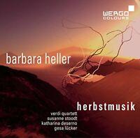 Verdi Quartett Susanne Stoodt - Heller:Autumn Music [Verdi Quartett [CD]