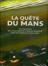 PEUGEOT - LA QUÊTE DU MANS - 2009