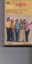 The Cats-The Best Of music Cassette