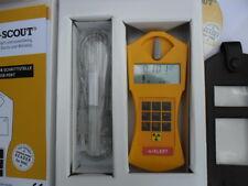 Gamma-Scout Geigerzähler Ticker & Alarm Strahlenmessgerät + Gürteltasche 9101