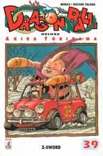 manga STAR COMICS DRAGON BALL DELUXE numero 39
