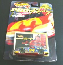 #94 - BILL ELLIOTT -1997 FORD THUNDERBIRD - HOT WHEELS SHORT TRACK 1ST ED - 1:64