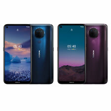 """Nokia 5.4 SMARTPHONE 6,39"""" 64 GB 48 MP Quad-impronta digitale fotocamera Sensore 4.000-mah"""
