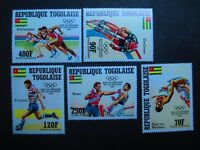 Togo #C488-92 Mint Never Hinged (XQ) -  I Combine Shipping!
