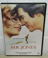 MR. JONES - MR. GERE - ITA - ENG - DVD