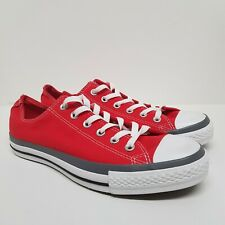 converse rouge taille 22