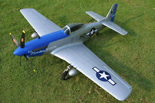 TOP EPO P51D Mustang RC PNP/ARF Propeller Plane W/ Motor Servos ESC W/O Battery