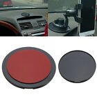 Universal Car Suction Cup Adhesive Dash Dashboard Mount Disc Pad GPS Phone Stand
