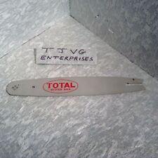"""TOTAL SUPER BAR  CHAINSAW BAR 452ML  14"""""""