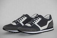 NEU HUGO BOSS Sneaker, Mod. Breeze_Runn_mx, Gr. 43 (UK 9), UVP: 230,00 €    0440