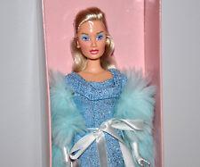 "Mikelman - Paul David Fabulous Fur Charise Blue Ocean 11 1/2"" Doll Blonde Hair"