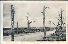 CP 02 Aisne - Chemin des Dames - La Ferme de Vauxrain