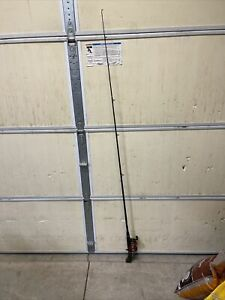 "Lew's Stick #B6-158WC 1 Pc 5'8"" Rod With Ambassador 5000 Reel See Description"