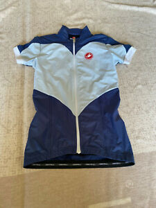 CASTELLI Cycling Jersey BRAND NEW ORIGINAL SHORT SLEEVES SIZE S Unisex