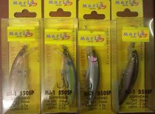 Bulk Lot Maria MJ-1 SP50SP Suspending Lure Bream Bass 50mm Made in Japan New