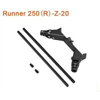 Runner 250 Advanced Quadcopter Spare Parts Receiver Antenna Fixture Mount Holder