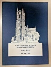 A walk through St Paul's Anglican Cathedral, Bendigo (Paperback, 1999)