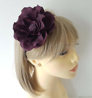 kylie band Gorgeous sparkly elasticated pink sequin flower headband NEW *